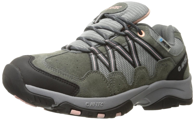Hi-Tec Women's Florence Low Waterproof Multisport Shoe B0107O7HGI 8.5 B(M) US|Charcoal/Blush