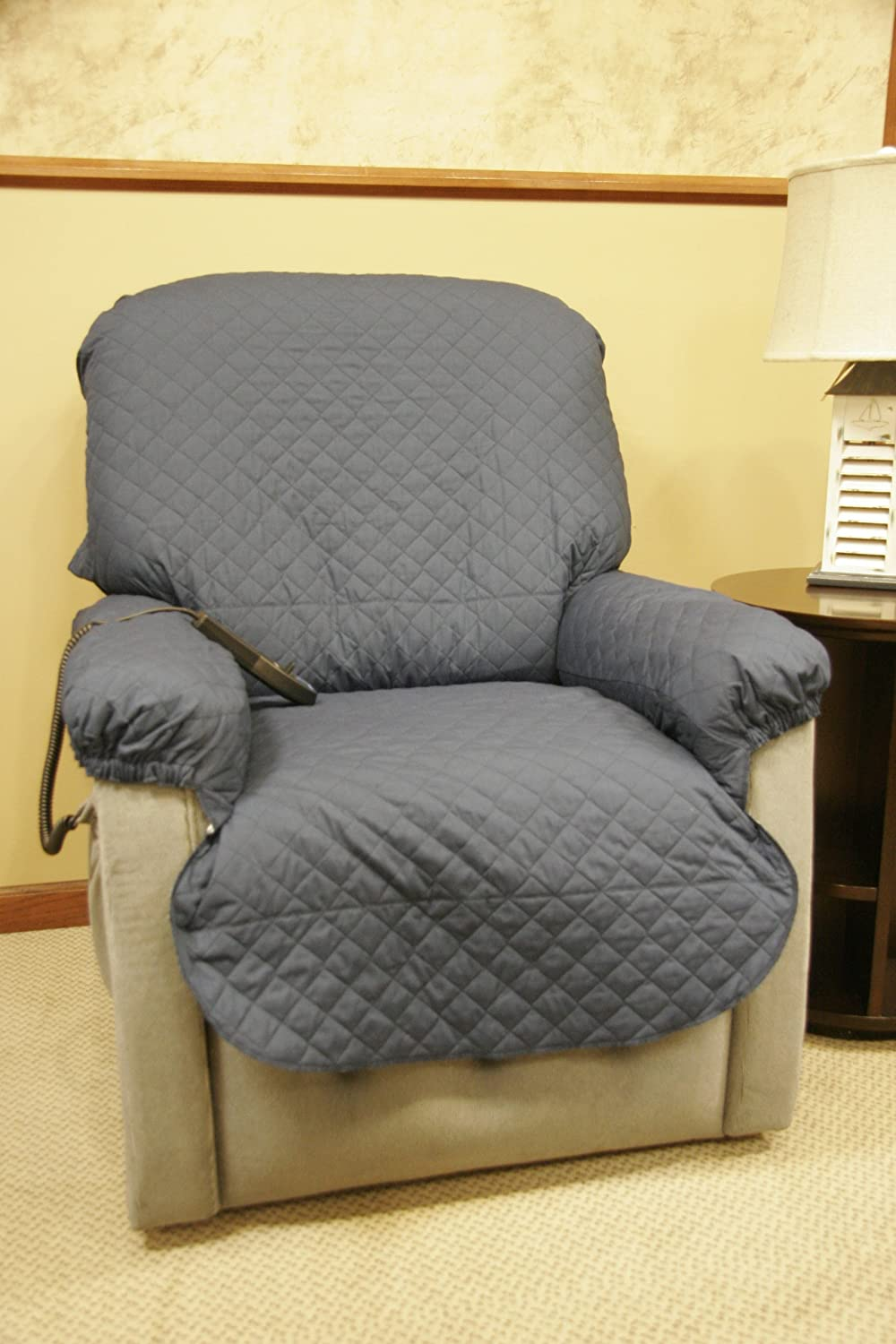 Amazon.com LIQUAGUARD™ Incontinence Recliner Cover (Standard Harvest Brown fits overall chair width 24 - 35 ) Health u0026 Personal Care & Amazon.com: LIQUAGUARD™ Incontinence Recliner Cover (Standard ... islam-shia.org
