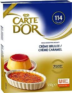 CARTE d'Or Creme Brulee Mix, 1 x 1250 g