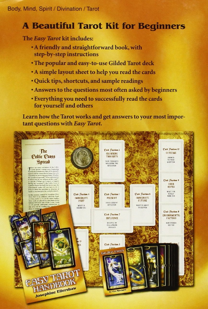 Easy Tarot: Learn to Read the Cards Once and for All ...