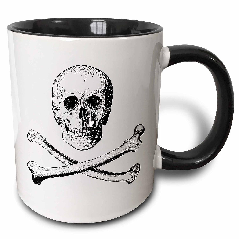 Amazon 3drose 2018724 Crossbones Picture Of Skull And Bones On
