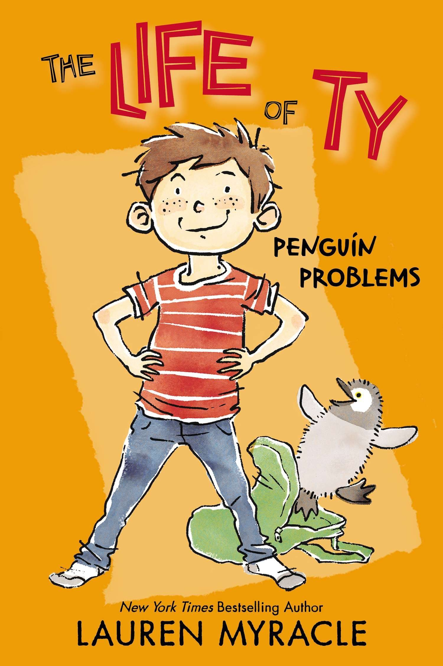 Download Penguin Problems (The Life of Ty) pdf