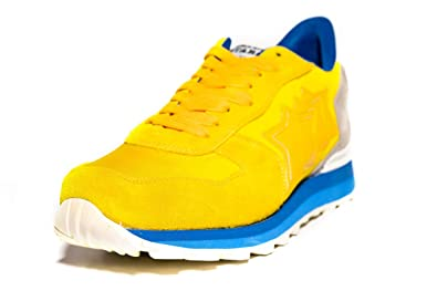 adidas Originals Herren SchuheSneaker pW HU Holi Tennis H gelb 45 13