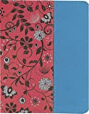 Holy Bible: Niv, Pink/Blue, Imitation Leather, Beautiful Word Coloring Bible for Teen Girls: Hundreds of Verses to Color