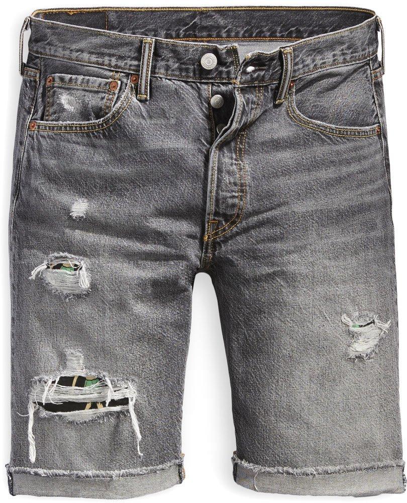 501 Orig Cutoff Pantalón corto gris Levi's 7P10pJVYJ