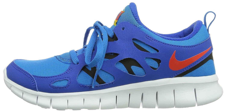 separation shoes 6f4bf 12020 Nike Free Run 2, Chaussures de Running garçon  Amazon.fr  Chaussures et Sacs