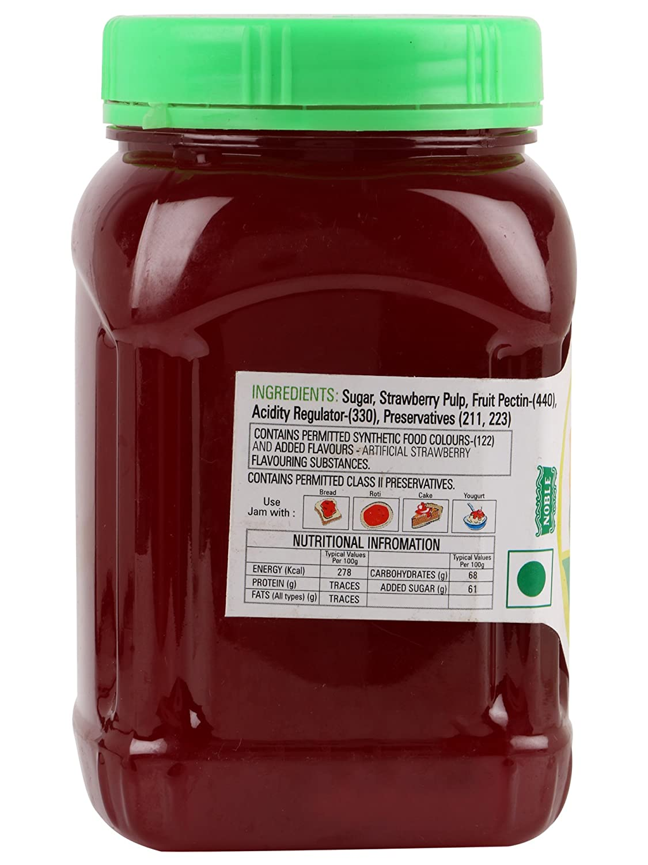 Noble Strawberry Jam 1 Kg