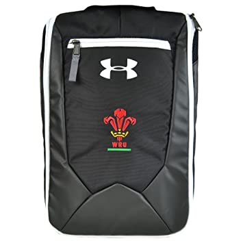 66a2c5b5bd81 Wales Welsh Rugby Union Official Boot Bag  Amazon.co.uk  Sports ...