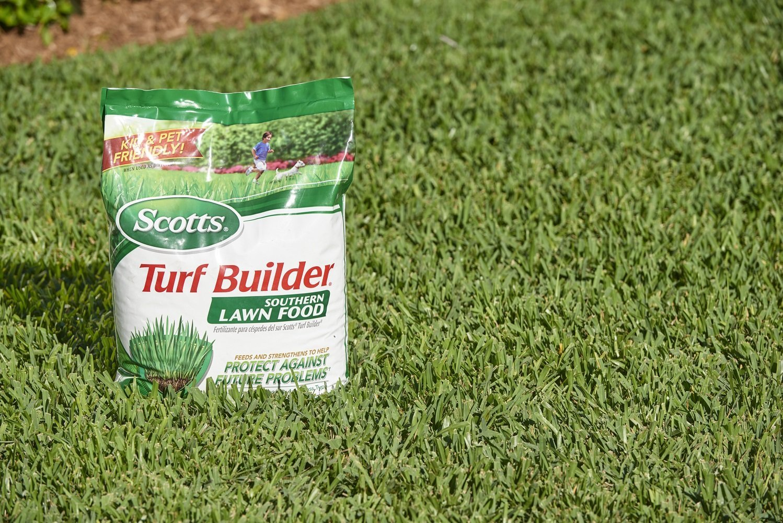 Scotts Turf Builder Southern Fertilizer Image 2