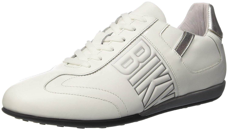 BIKKEMBERGS Herren R-Evolution 186 Sneaker, Azul, Media  42 EU|Wei? (White 800)