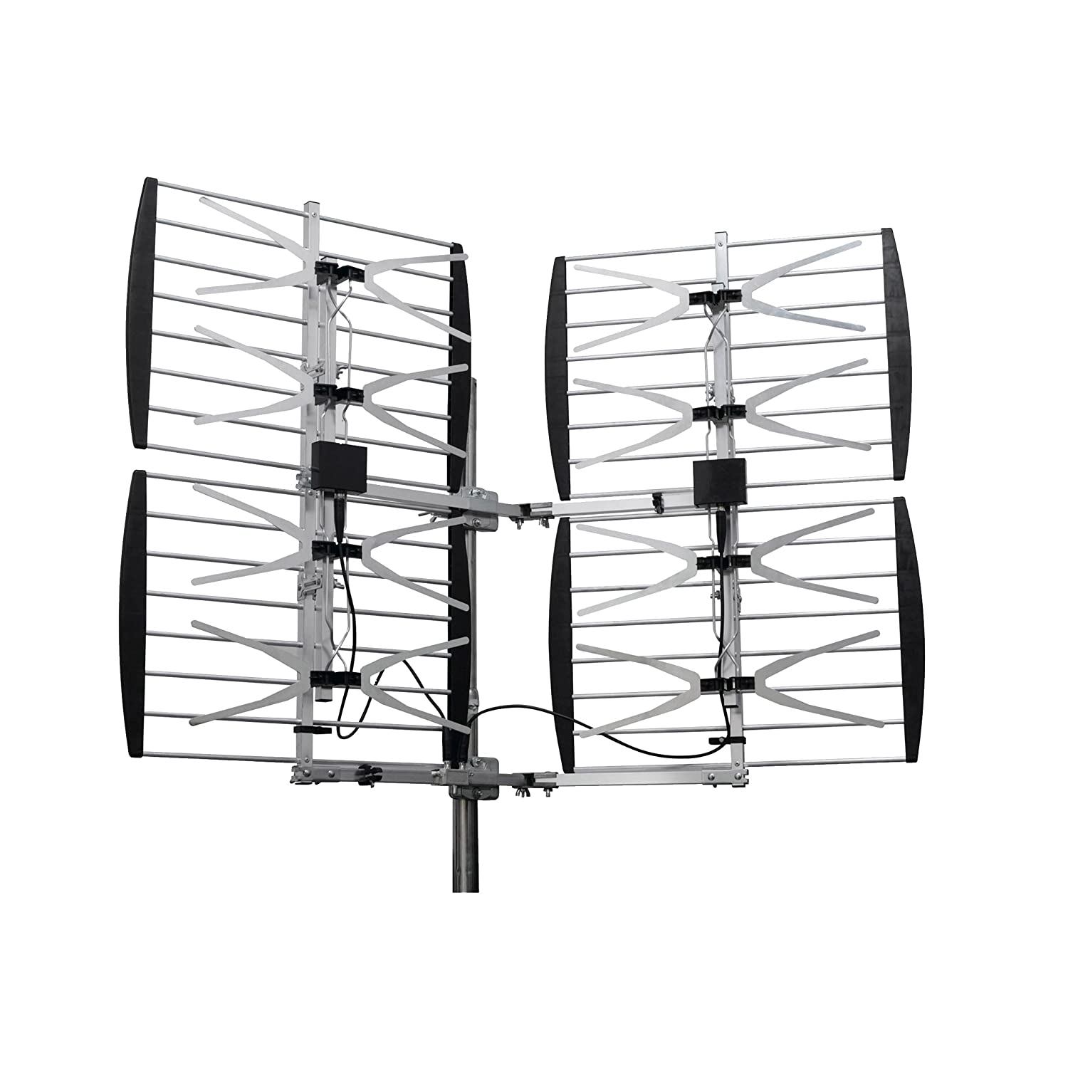 Digiwave ANT7289 Antenna with 360-Degree Adjustable Directional Antenna, Silver HomeVision Technology Inc.