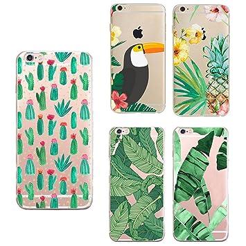 coque iphone 5 feuilles