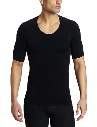 636912cd Amazon.com: ROunderbum Men's Compression Muscle T-Shirt: Clothing