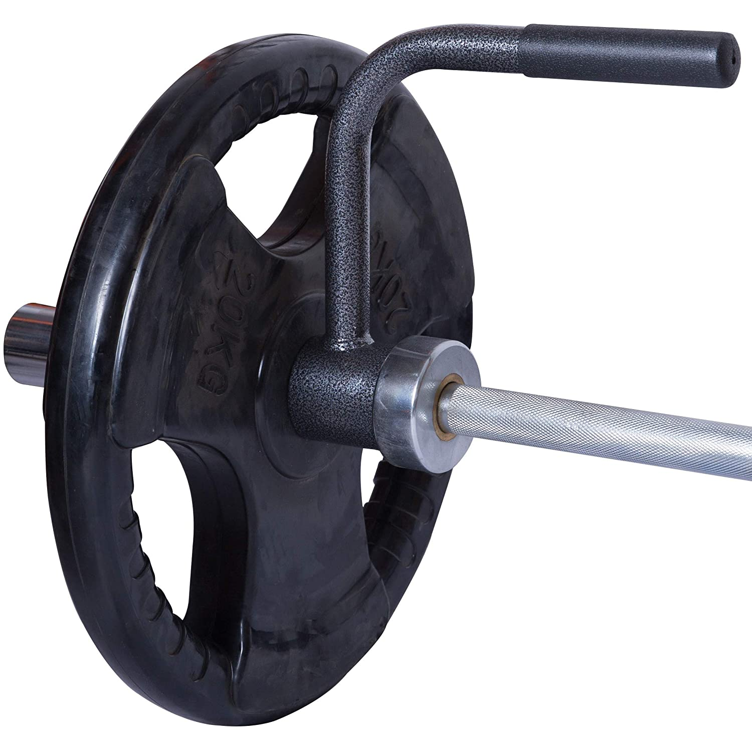 GYM MASTER Single Landmine Handle For Use With Olympic 2 50mm Bars