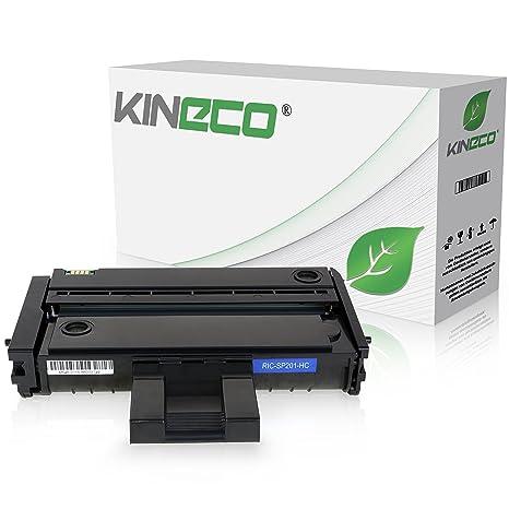 Toner kompatibel zu Ricoh SP201nw, SP203, SP204sfnw, SP211, SP211sf nw, SP212nw - 407255 - Schwarz 1.500 Seiten