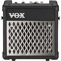 VOX Mini5 Rhythm (Chrome) 5-watt Guitar & Mic Amplifier w/Drum Patterns & Effects