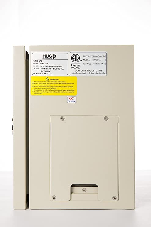 Amazon.com: HUGO Battery Backup for Tankless Water Heaters and Gas Appliances: Home & Kitchen