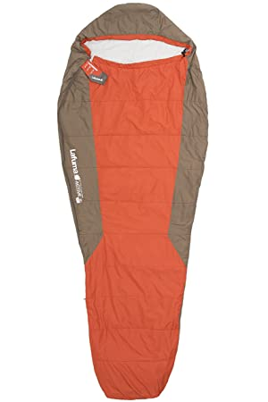 Lafuma Schlafsack Active 45 - Saco de dormir rectangular para acampada, color rojo, talla 213 x 80 x 3 cm: Amazon.es: Deportes y aire libre