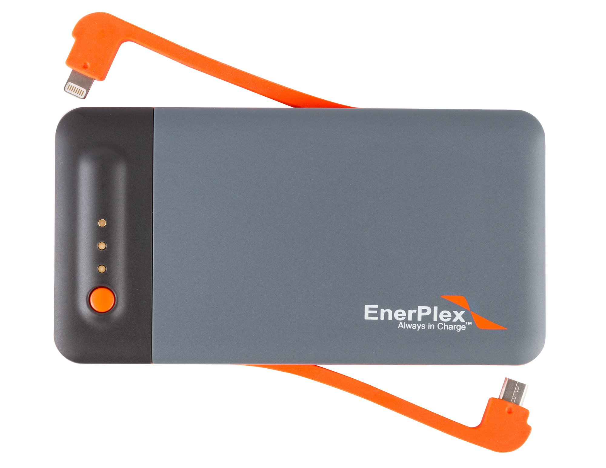 EnerPlex Jumpr Stack 9 Power Bank for Smartphones, MP3 Players and Other Mobile Devices (JU-STACK-9) by Ascent Solar