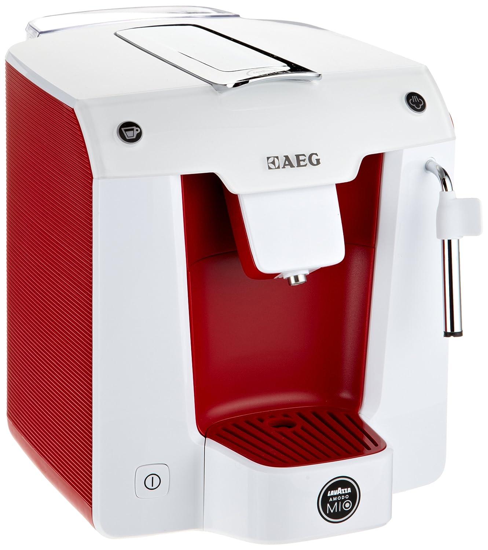 Lavazza A Modo Mio - AEG Favola LM 5100RE - Cafetera de ...