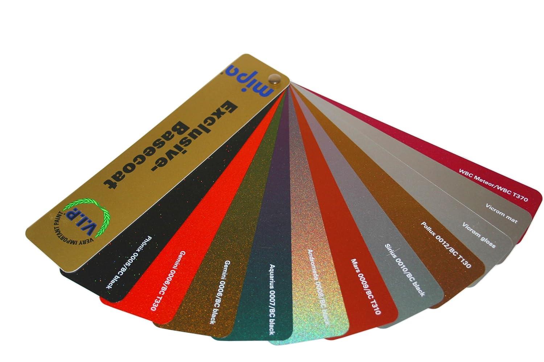 mipa –  V.I.P. Exclusive Basecoat clá sico Compartimiento de color