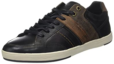 Levi's Beyers Low, Baskets Hommes, Marron (Dark Brown), 42 EU