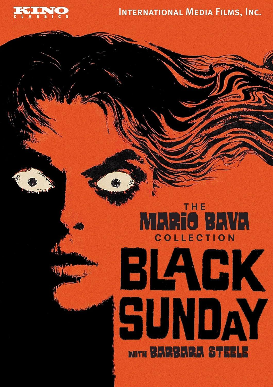 RIGINAL BARBARA STEELE GOTHIC HORROR ART BLACK SUNDAY SPOOKY ART PRINT