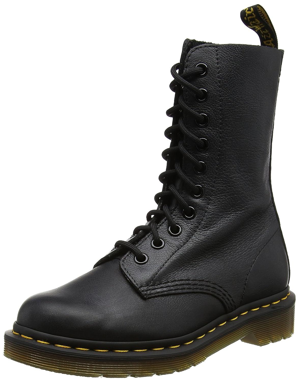 Dr. Martens Women's 1490 W 10 Eye Boot B01N9MADQ5 11 B(M) US|Black
