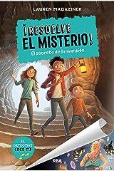 ¡Resuelve el misterio! #1. El secreto de la mansión (Spanish Edition) Kindle Edition