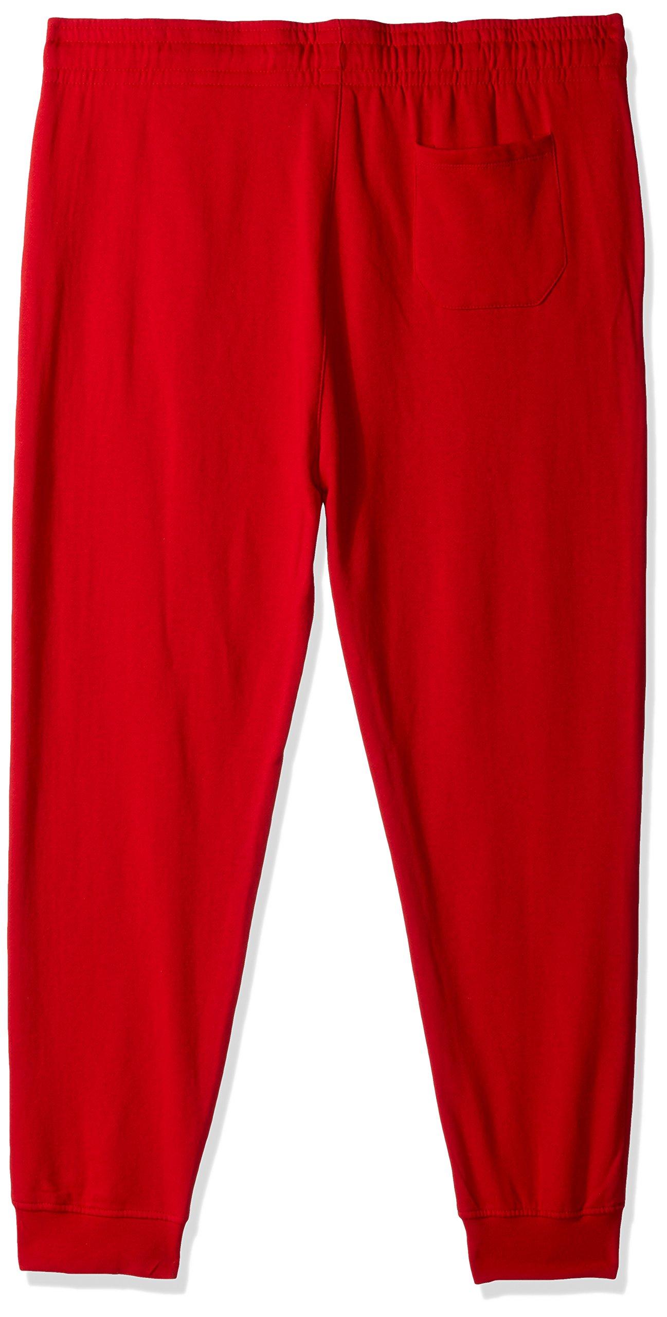 c8efe1326 NBA Chicago Bulls Men s Jogger Pants Active Basic Soft Terry Sweatpants