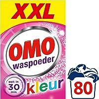 Omo Kleur XXL Waspoeder 80 wasbeurten - 1 stuk
