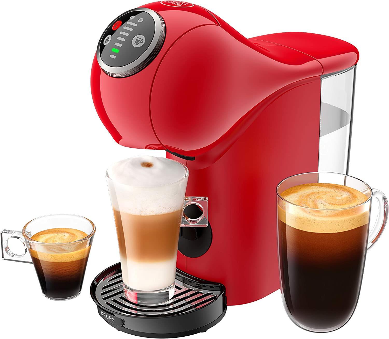 Krups KP3405 - Cafetera automática (sistema de cápsulas de 15 bares de presión, sistema Thermoblock): Amazon.es: Hogar