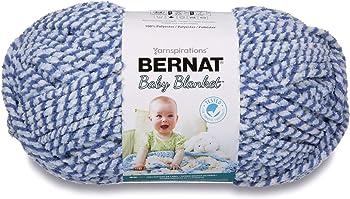 Bernat Baby Blanket Big Ball Twist Yarn