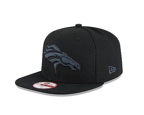 Amazon.com   NFL Denver Broncos New Era Black Graphite 9FIFTY ... 23987bdeb
