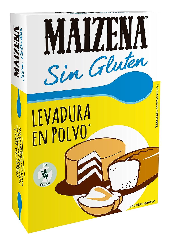 Maizena Paquete de 12 Levaduras en Polvo sin Gluten: Amazon ...