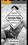 Summer Fling: A First Time MM Romance