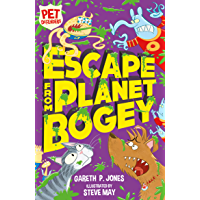 Escape from Planet Bogey (Pet Defenders Book 3)