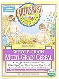 Earth's Best Baby Cereal - Multi Grain - 8 oz