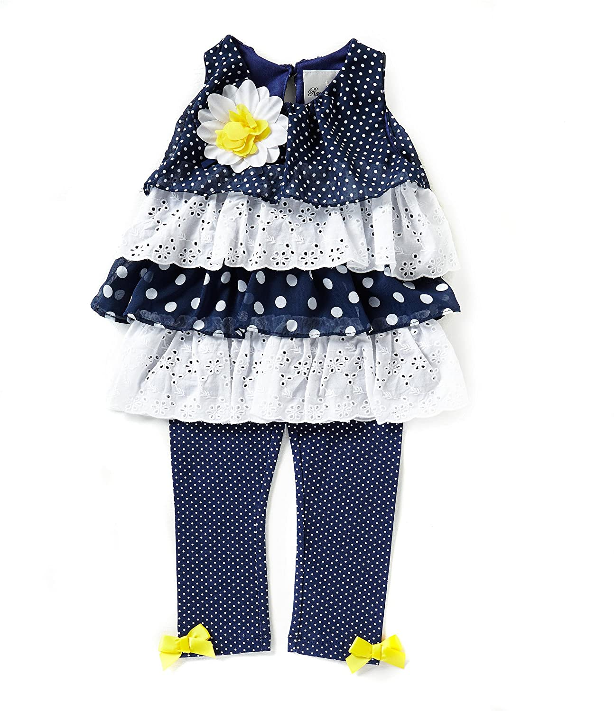 春夏新作モデル Rare 3 Editions Baby B019YB8WTG Girl Navy Eyelet夏セット( 3 m-24 3 m ) 3 Months B019YB8WTG, 印傳の池田屋 甲州印伝の店:e7ba581e --- a0267596.xsph.ru