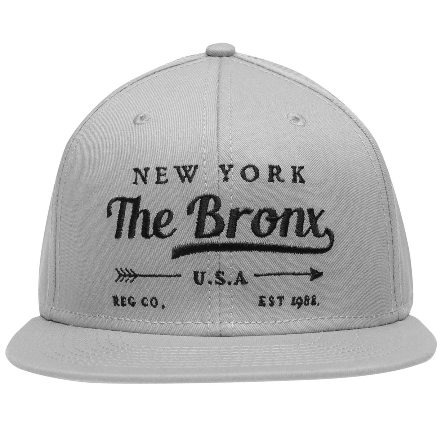 f67ef62b569 No Fear Mens City Snapback Flat Peak Cap Bronx Mens  Amazon.co.uk  Clothing