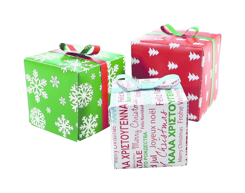 1 Block Maildor 354591C Bastelkarton Dekor Block mit 40 B/ögen, 25 x 35cm, 160g, ideal f/ür Bastelarbeiten, Sortierung Weihnachten
