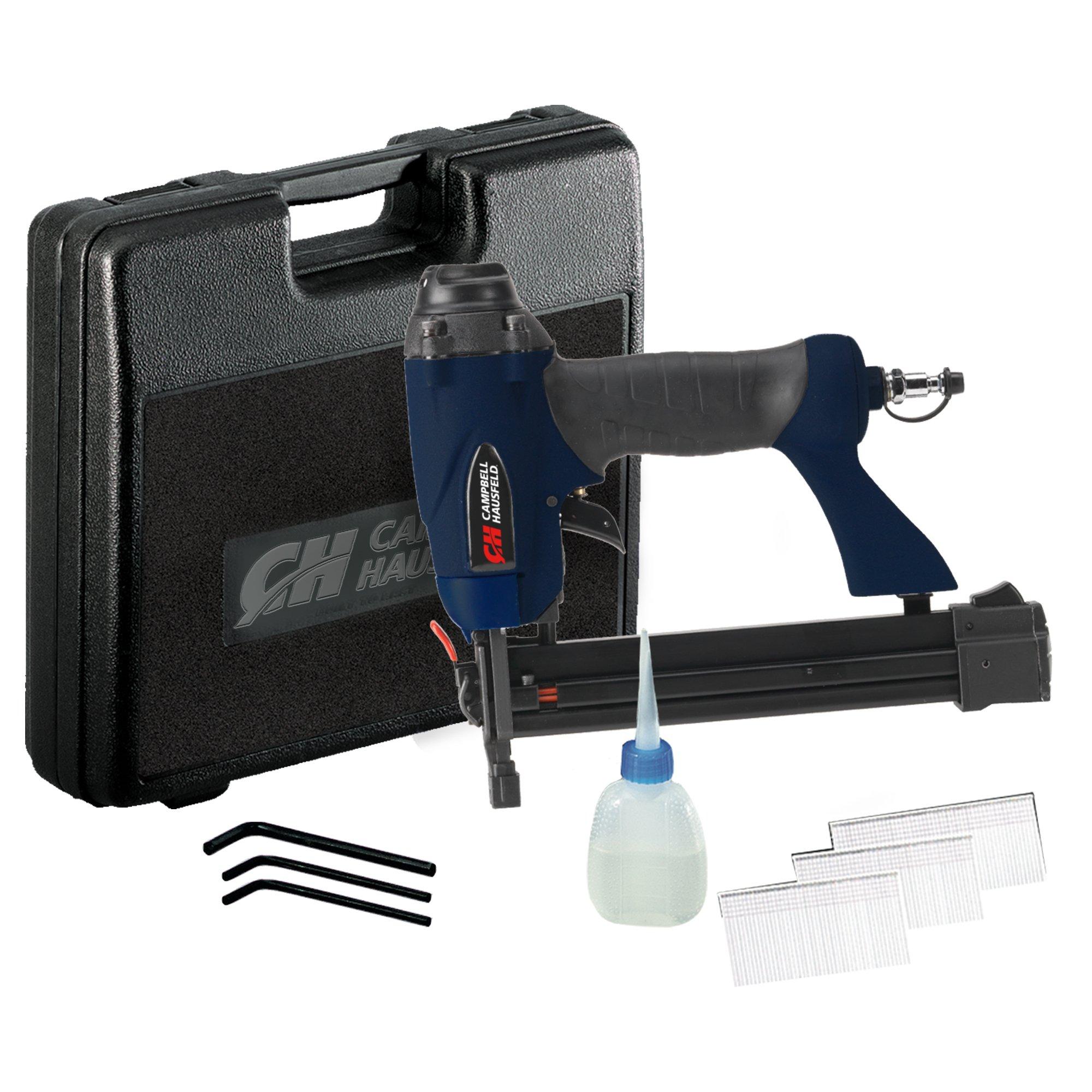 Campbell Hausfeld 1/4'' Crown Stapler Kit (CHN10399AV)