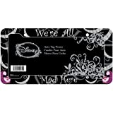 Chroma Graphics 42531 Plastic Cheshire Cat Were All Mad Here Frame
