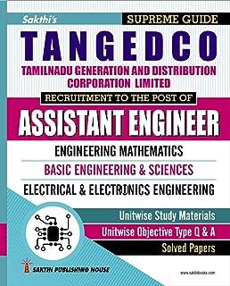 Buy tneb tangedco assistant engineer electrical and electronics tangedco tneb assistant engineer post exam for eee electrical electronics engineering fandeluxe Gallery