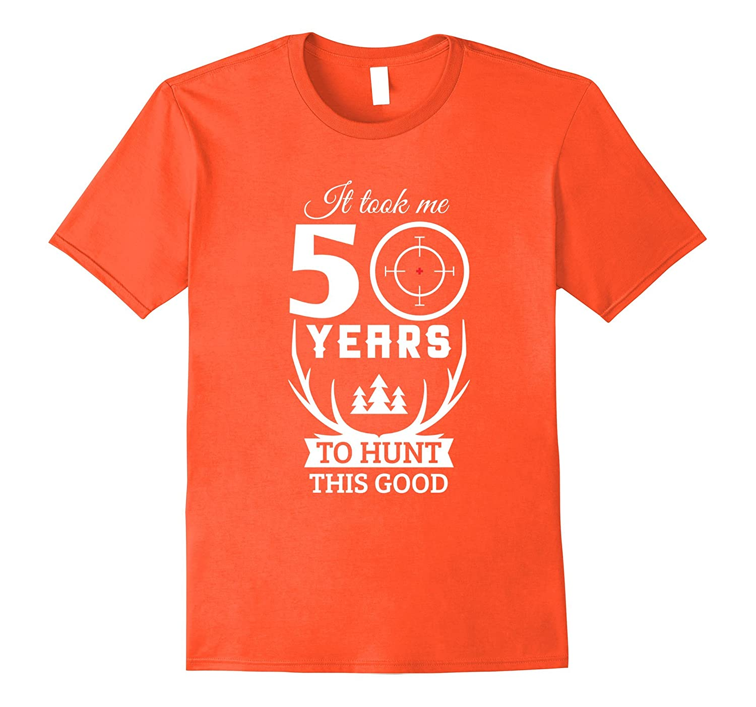 50 Years Old Happy 50th Birthday For Hunters FL
