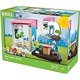 BRIO World - Village Ice Cream Shop