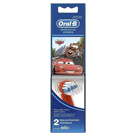 Oral-B - Cabezales de recambio EB Stages Power para cepillo de dientes eléctrico (