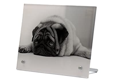Amazon.com - Personalized Acrylic Photo frame, Picavinci design ...