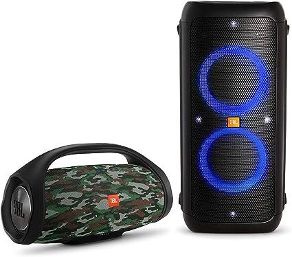 NEW JBL Lifestyle Boombox Bluetooth Portable Wireless Speaker Black