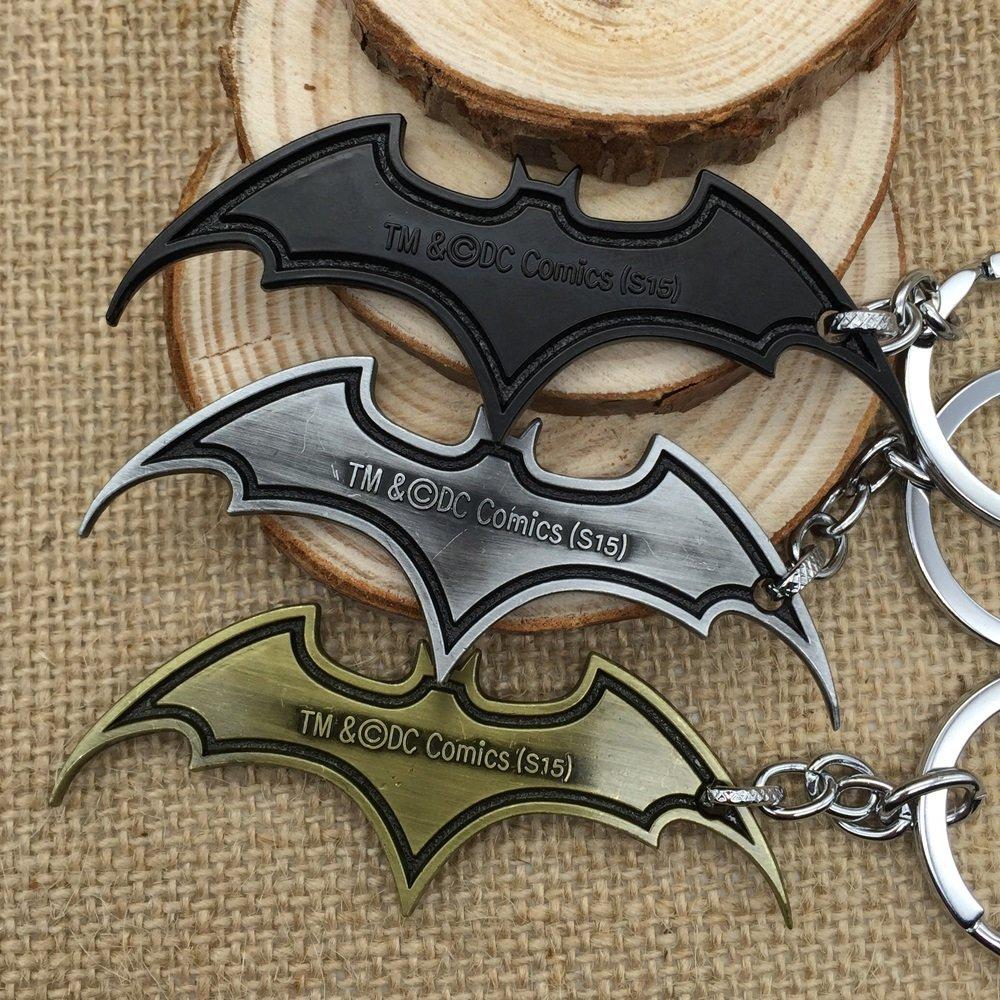 1 Pcs/ New Arrival Batman Metal Keychain (Black)